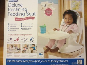 Wow how baby feeding seats have changed since u201cBack-In-My-Day!u201d 4 years ago when I had bought my sonu0027s feeding seat there was nothing special or fancy ...  sc 1 st  Raising Whasians & First Years Deluxe Reclining Feeding Seat Review + GIVEAWAY ... islam-shia.org