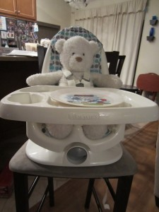 Other features to love the HUGE tray that has a cup holder and holds a full sized plate the straps and seat covers are removeable AND machine washable ... & First Years Deluxe Reclining Feeding Seat Review + GIVEAWAY ... islam-shia.org