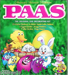 FREE Paas Easter Egg Coloring Kit - CVS Deal - Raising Whasians