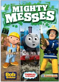 Mighty Messes With Thomas Friends Fireman Sam And Bob
