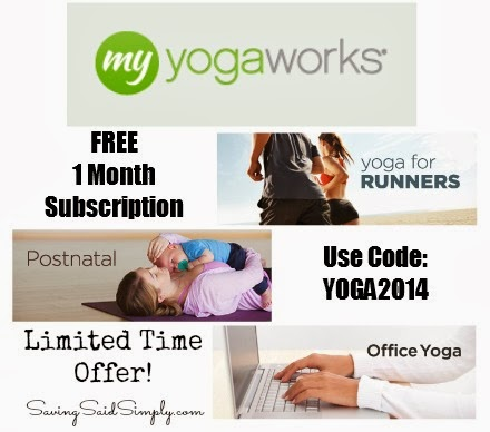 my yoga works coupons
