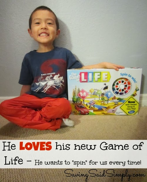 game of life sweepstakes hasbro game of life review 9085