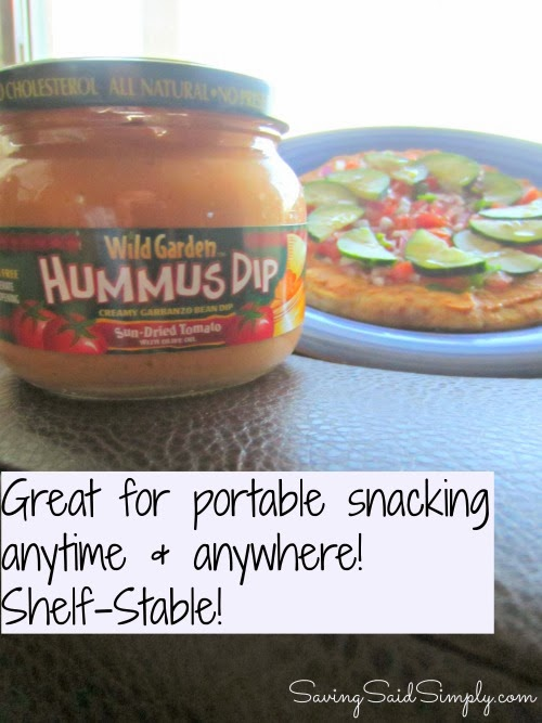 hummus packs snacking garden is wild with pack snack easy review