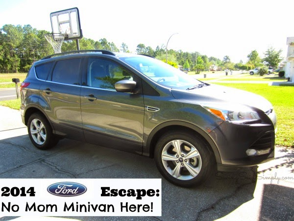 2014 Ford Escape A Review For Moms Raising Whasians