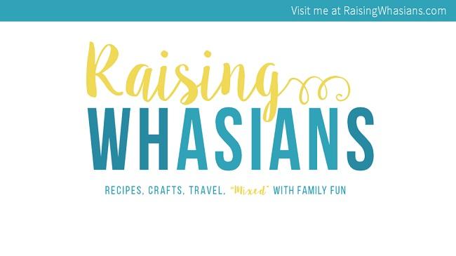 Raising whasians blog