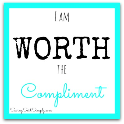 worth-compliment