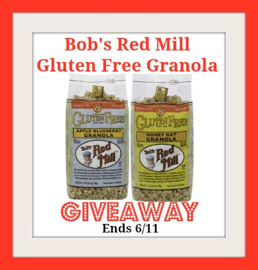 bobs red mill gf giveaway