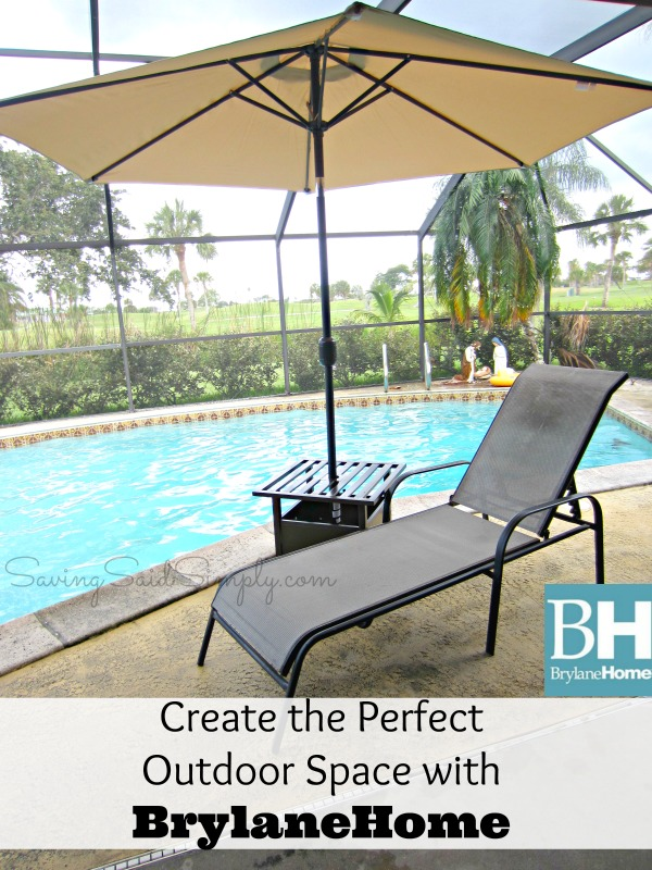 Brylanehome Create The Perfect Outdoor Space Raising