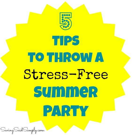 tips-summer-party