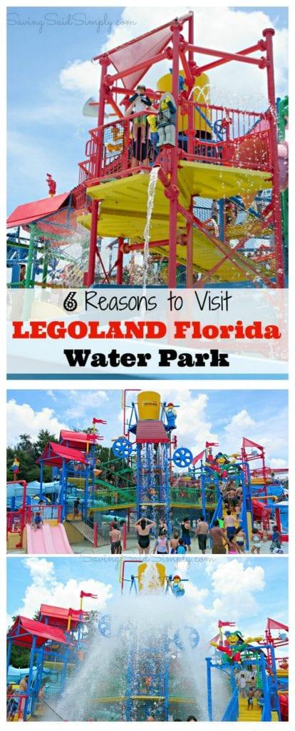Legoland Florida water park tips