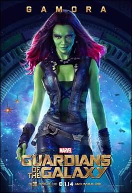 gamora-poster