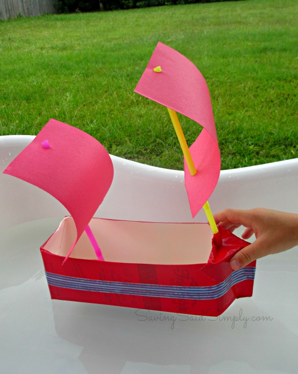 Milk Carton Crafts for Kids  Ideas for Arts and Crafts