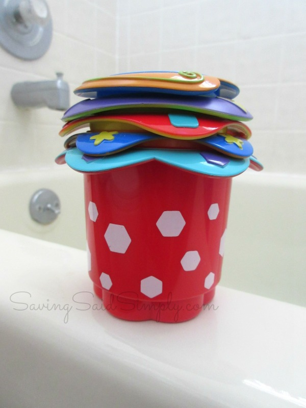 Nuby stacking cups