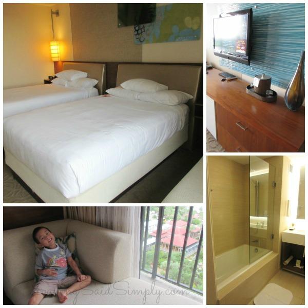 Hyatt Regency Grand Cypress Orlando Room Service Menu