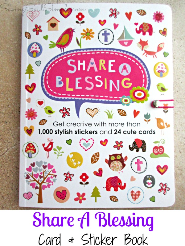 share-a-blesing-book-review