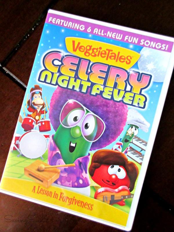 VeggieTales Celery Night Fever DVD Review + Giveaway - Raising ...