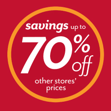 Bealls outlet savings