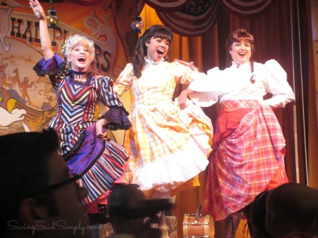 40 Reasons To See The Walt Disney World Hoop Dee Doo Revue