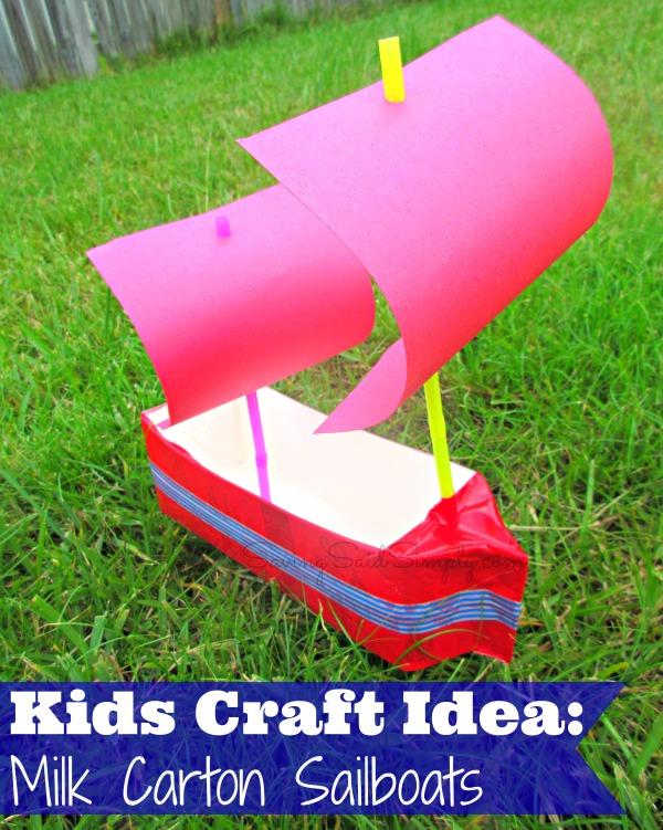 kids-craft-milk-carton-boat
