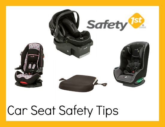 Safety 1st Car Seat Tips
