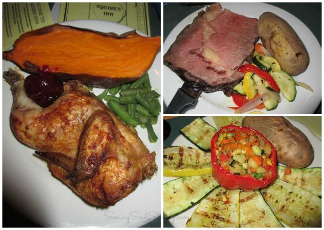 Sleuths Orlando food