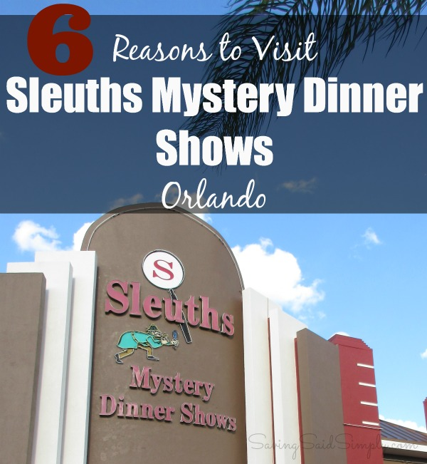 Sleuths Orlando review