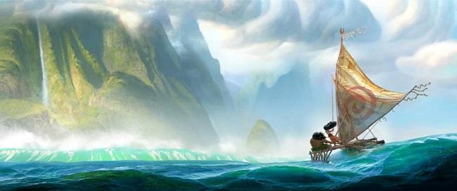 Disney moana movie