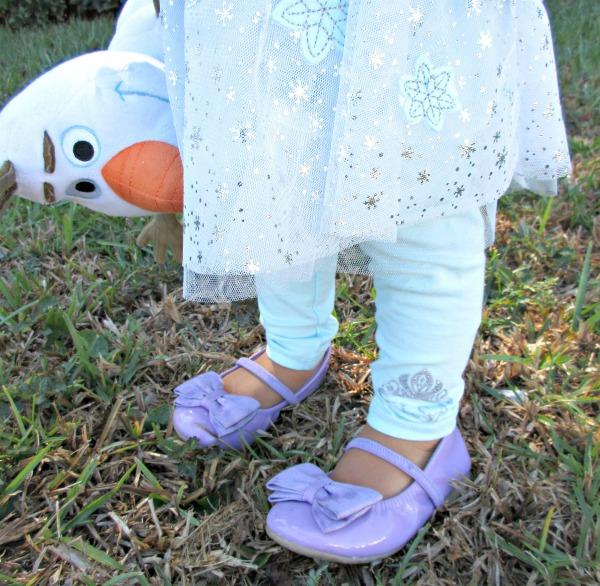 Elsa tutu skirt