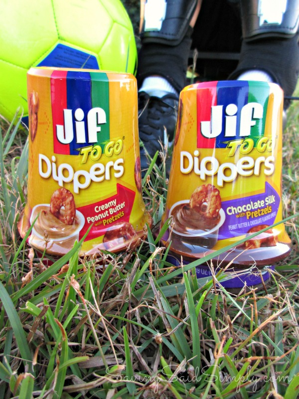 Jif to go dippers review