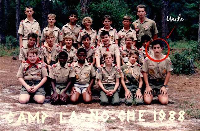 the impact of the boy scouts of americas on my life Find great deals for spirit of adventure : eagle scouts and the  the profound impact that eagle scouts have had on  the legacy of the boy scouts.