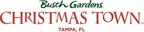 Busch gardens tampa christmas town 2014 Busch gardens christmas town reviews