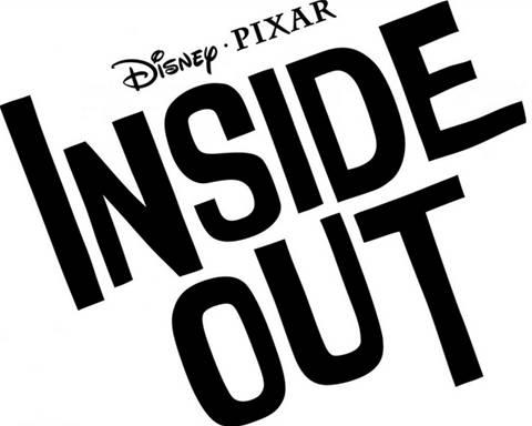 Disney pixar inside out logo