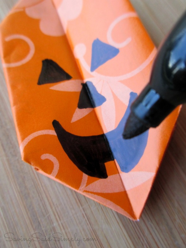 Pumpkin craft tutorial