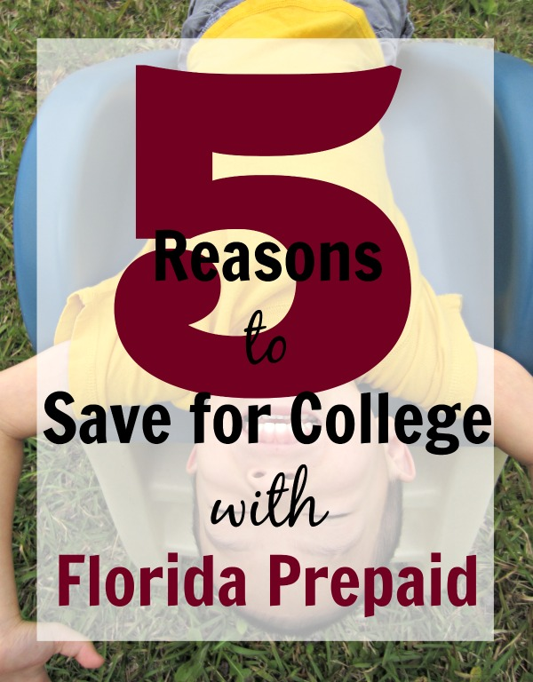 Reasons to save for college with Florida prepaid