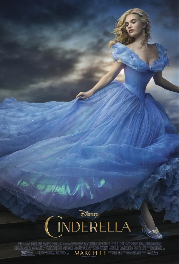 Disney cinderella poster