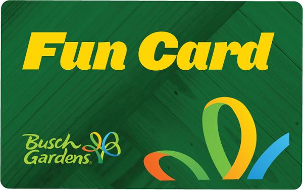 Exceptional Busch Gardens Fun Card Gallery
