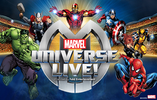 Marvel universe live coupon code chicago