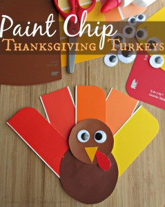 Paint chip kids ctraft turkey