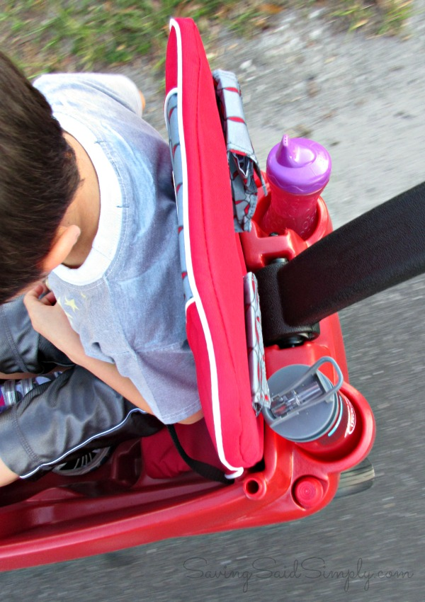 Radio flyer wagon cup holders