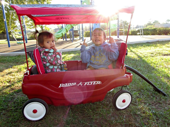 Radio flyer wagon review