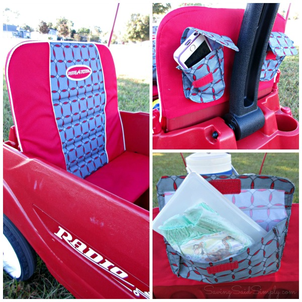 Radio flyer wagon seat cover