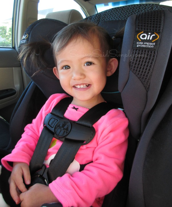 Safety 1st car seat review