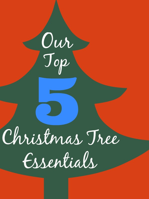 Christmas tree essentials