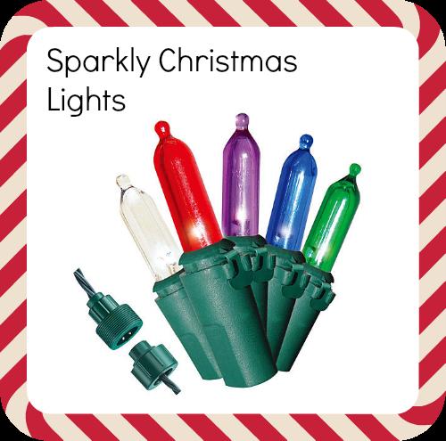 Christmas tree needs lights