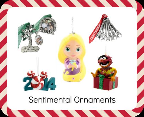 Christmas tree needs ornaments