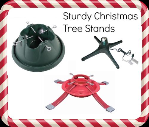 Christmas tree needs stand