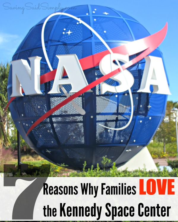 Kennedy space center review for families