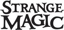 Strange magic movie logo