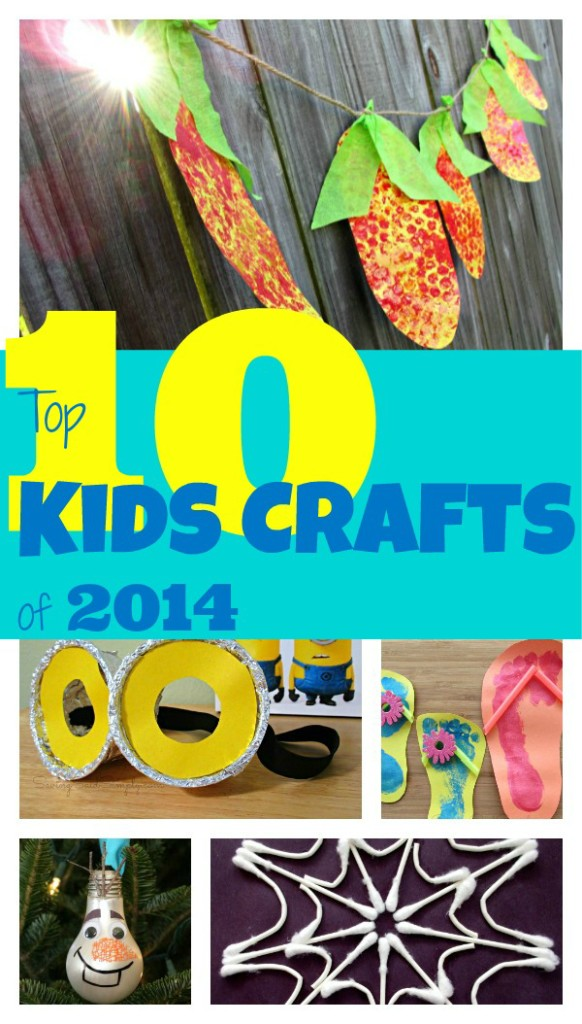 Top kids crafts 2014