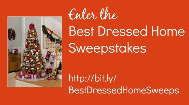 Best dressed home sweepstakes